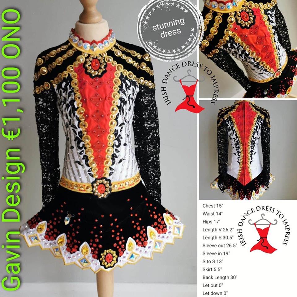 Dress #2619