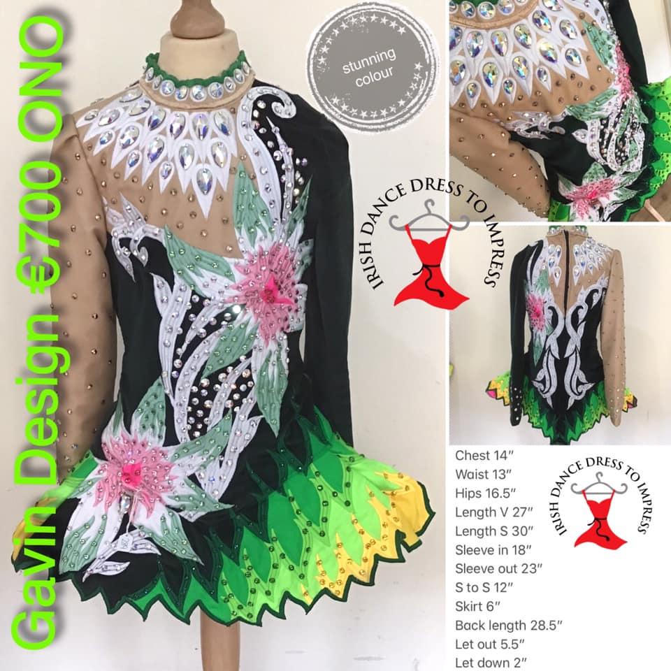 Dress #2786