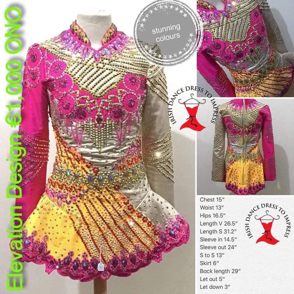 Dress #2696