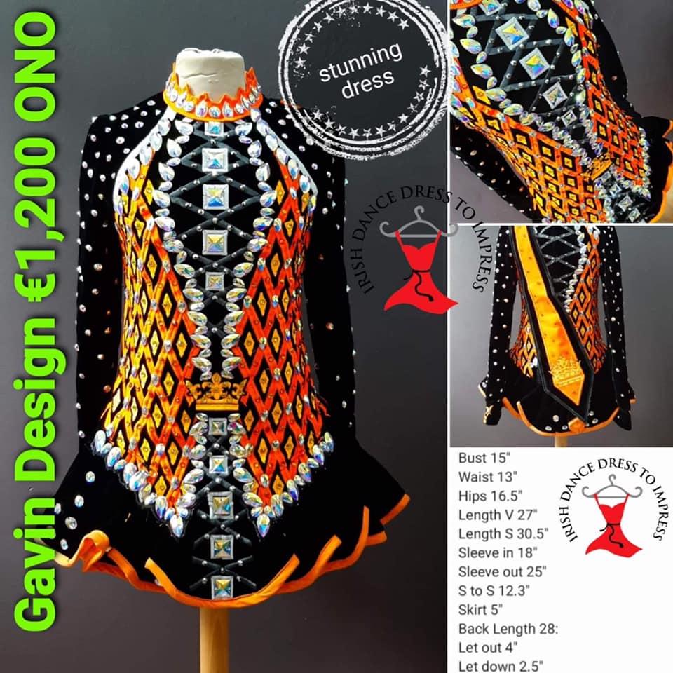 Dress #2883