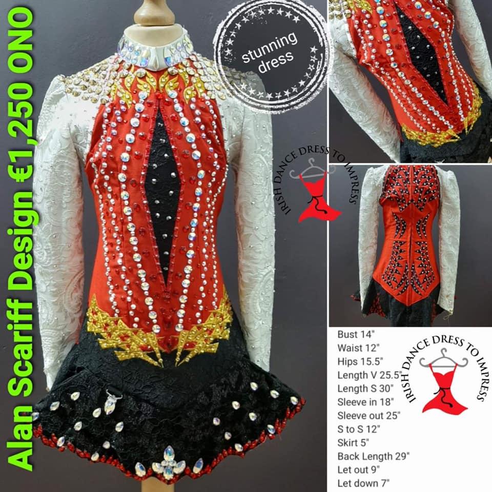 Dress #2870