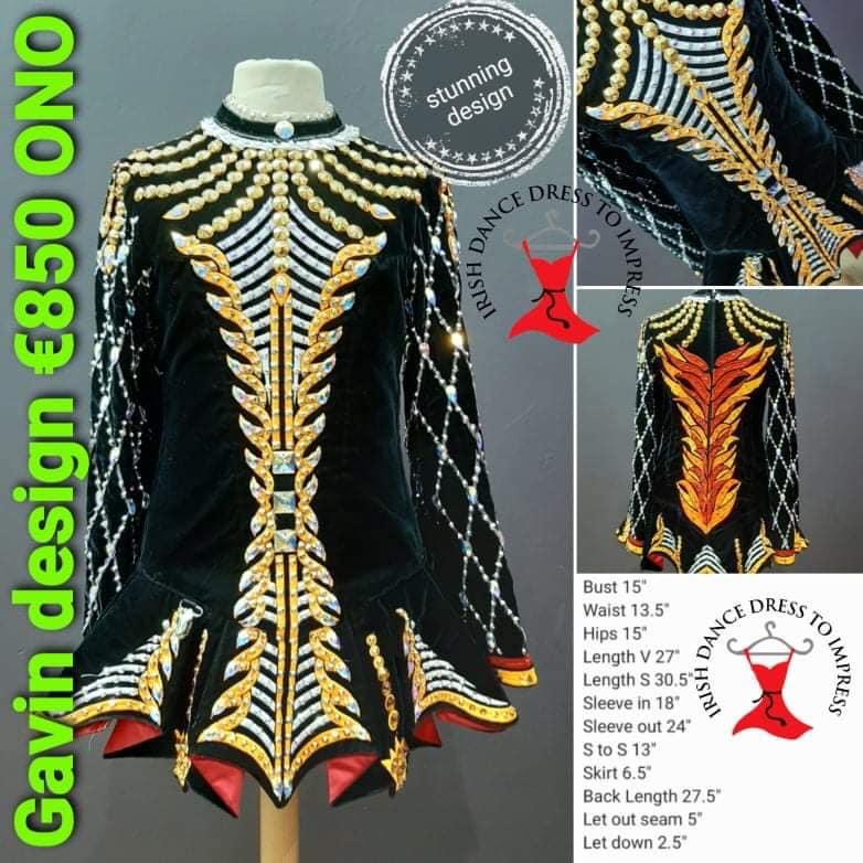 Dress #3035