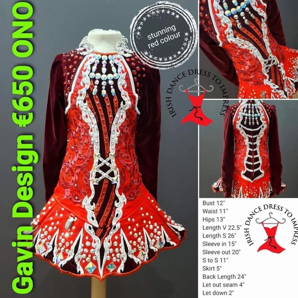 Dress #3016