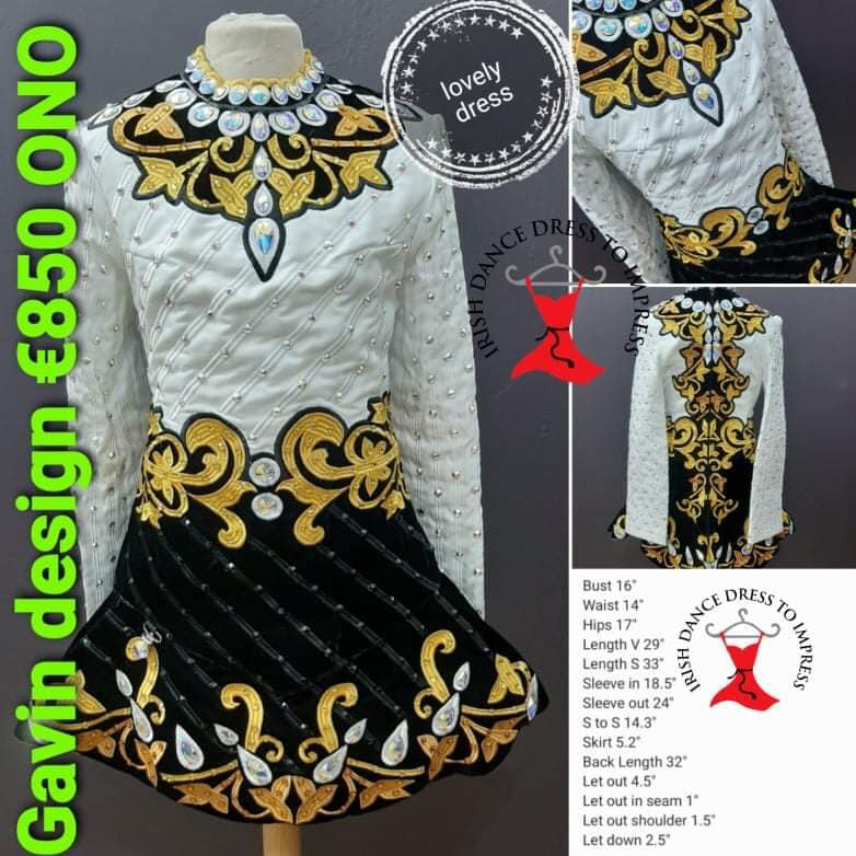 Dress #2913