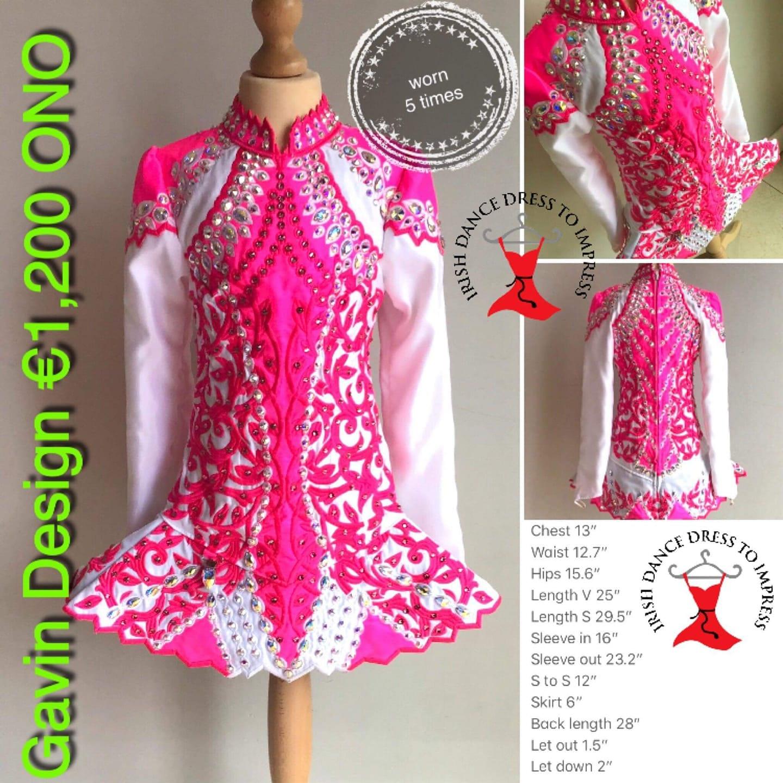 Dress #2580
