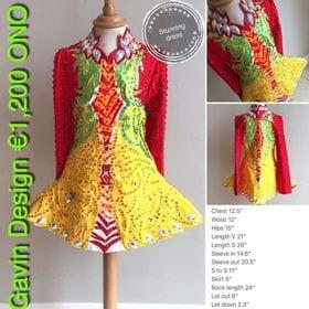 Dress #2575