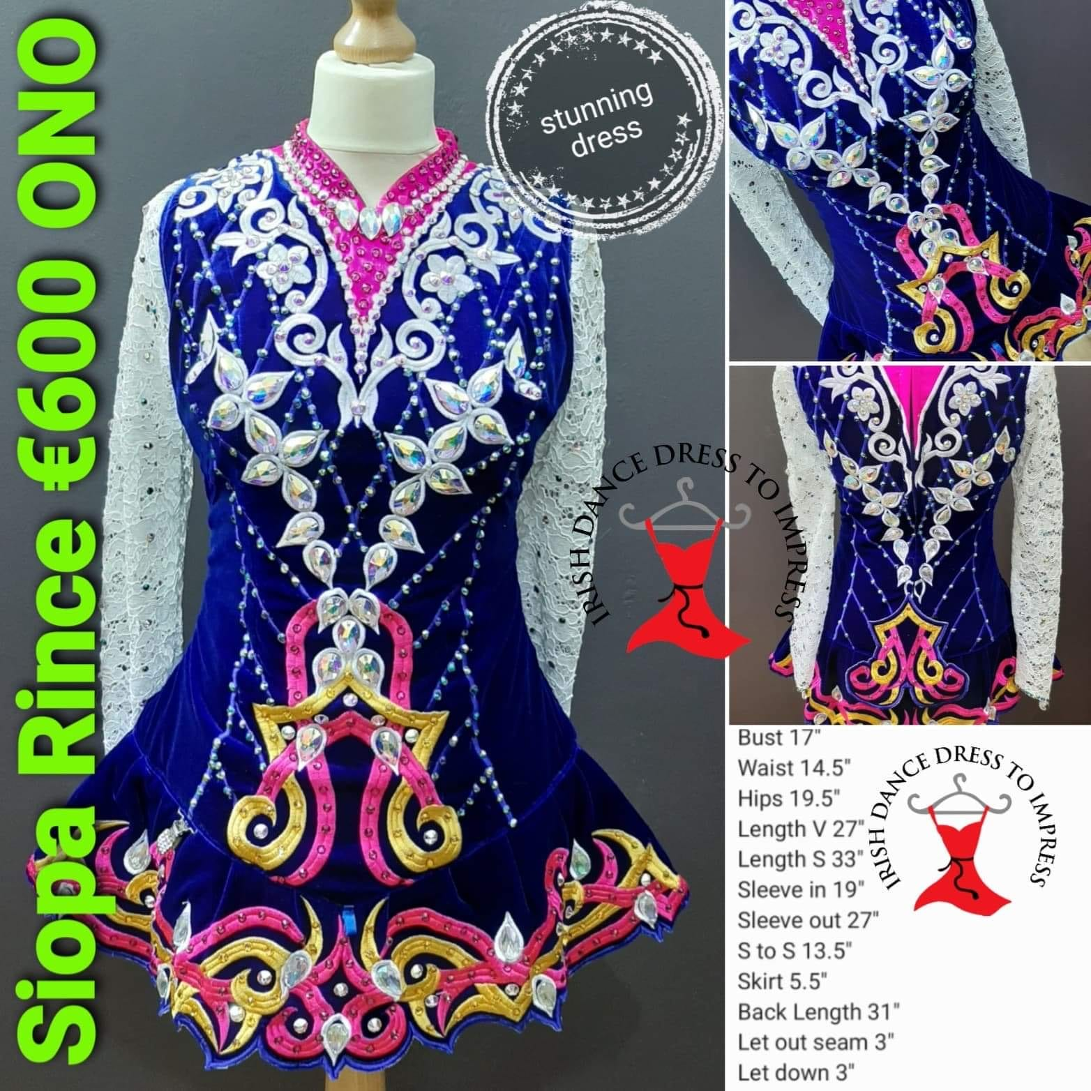 Dress #2906