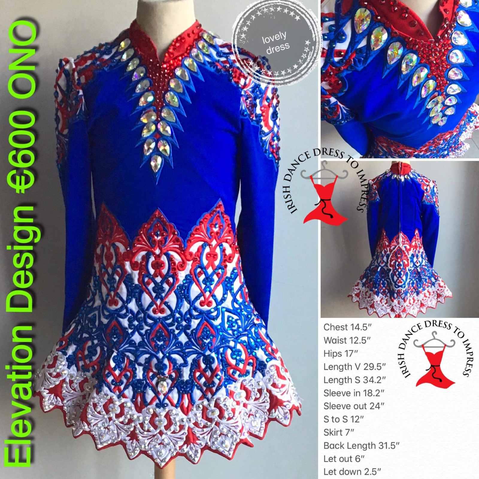 Dress #2642
