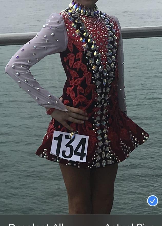 Dress #3553