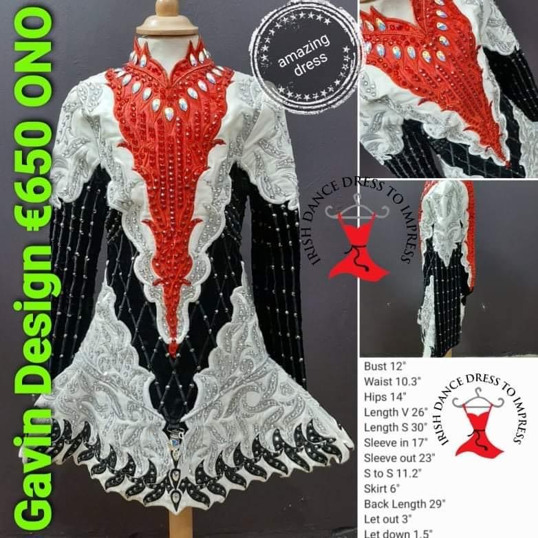 Dress #3216