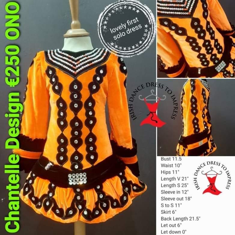 Dress #3161