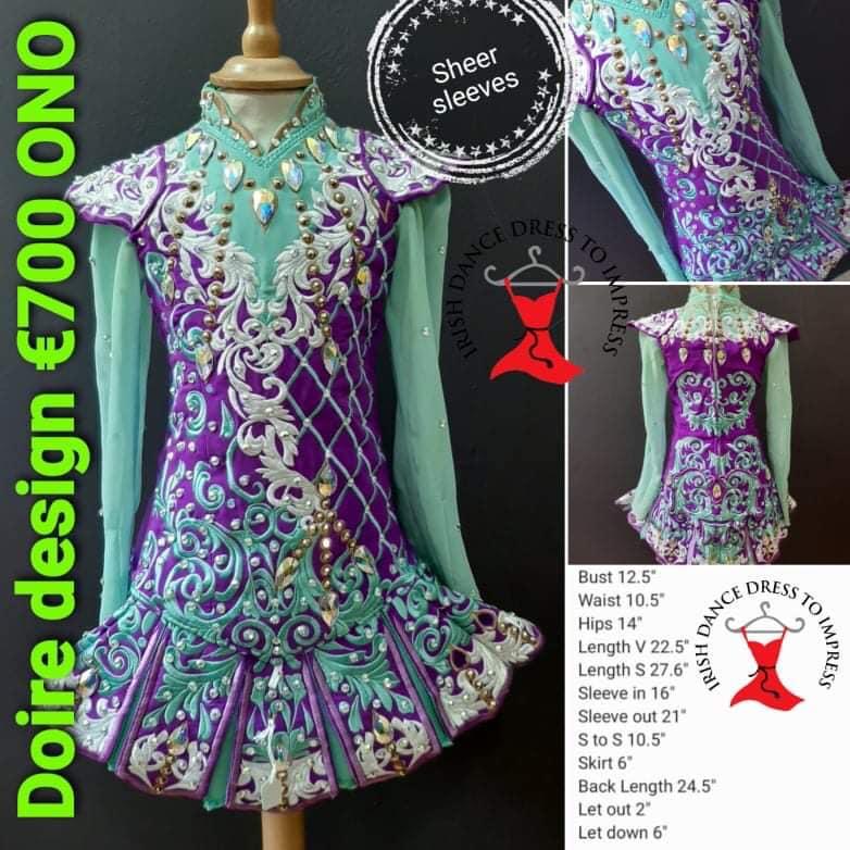 Dress #3056