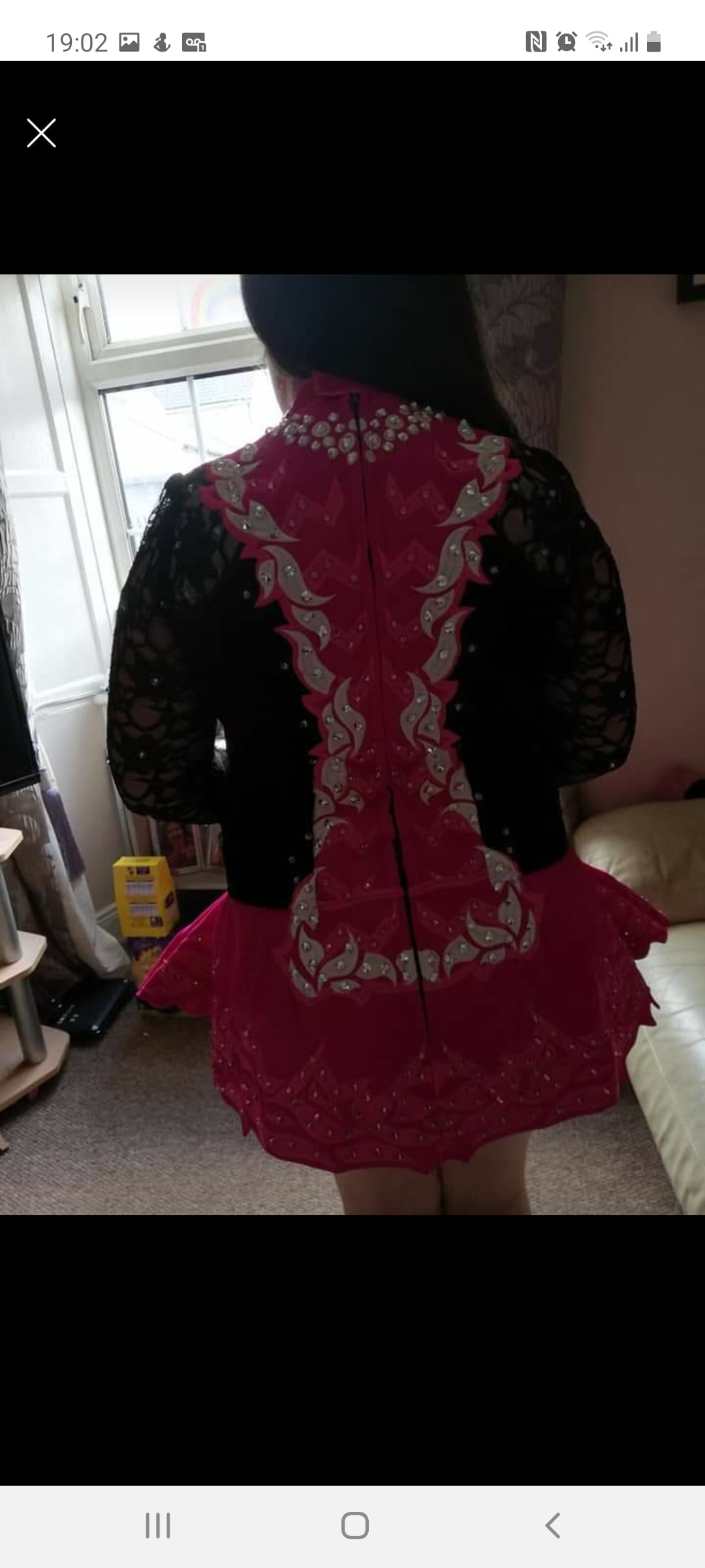 Dress #3698