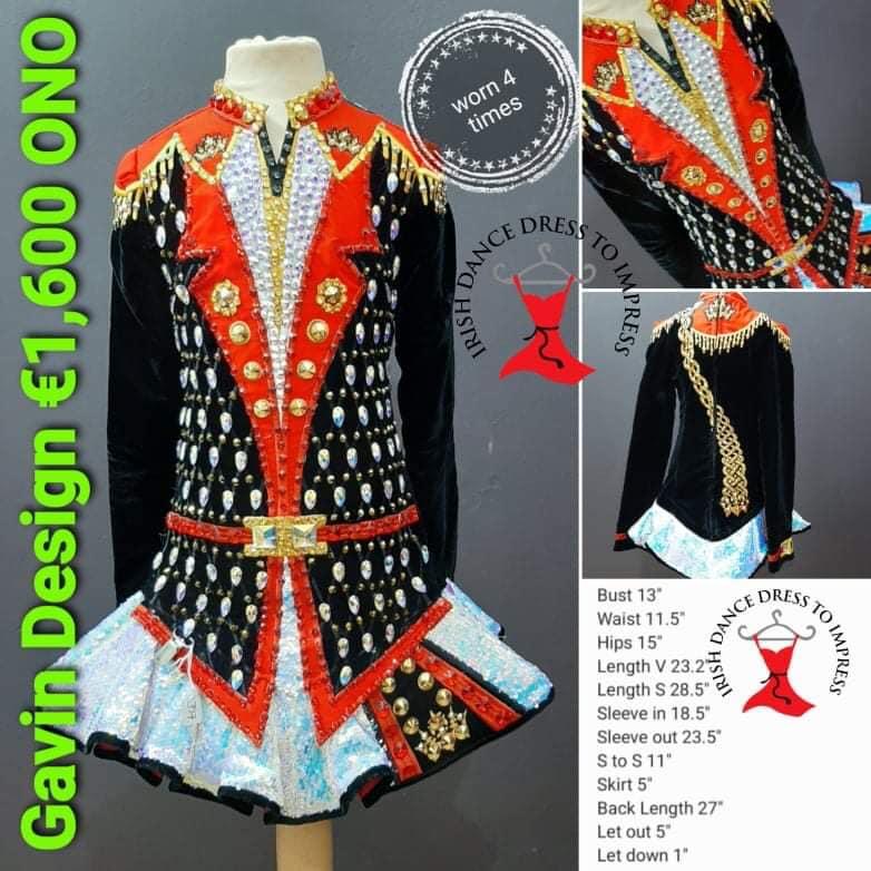Dress #3076