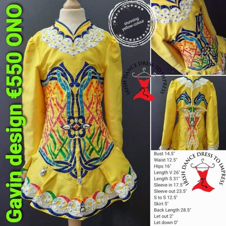 Dress #3173
