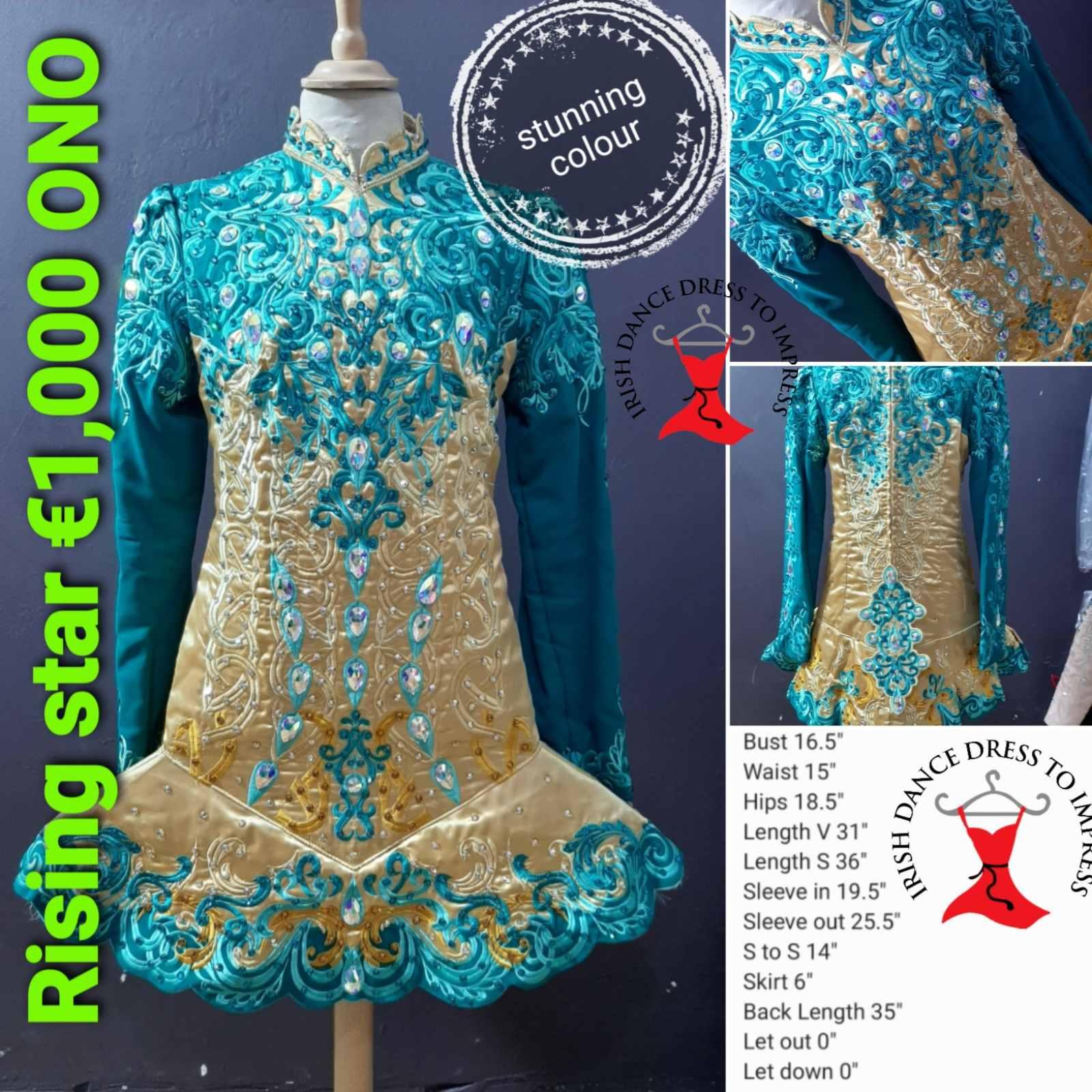 Dress #3825