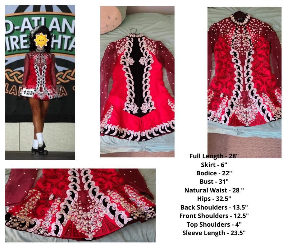 Dress #3909