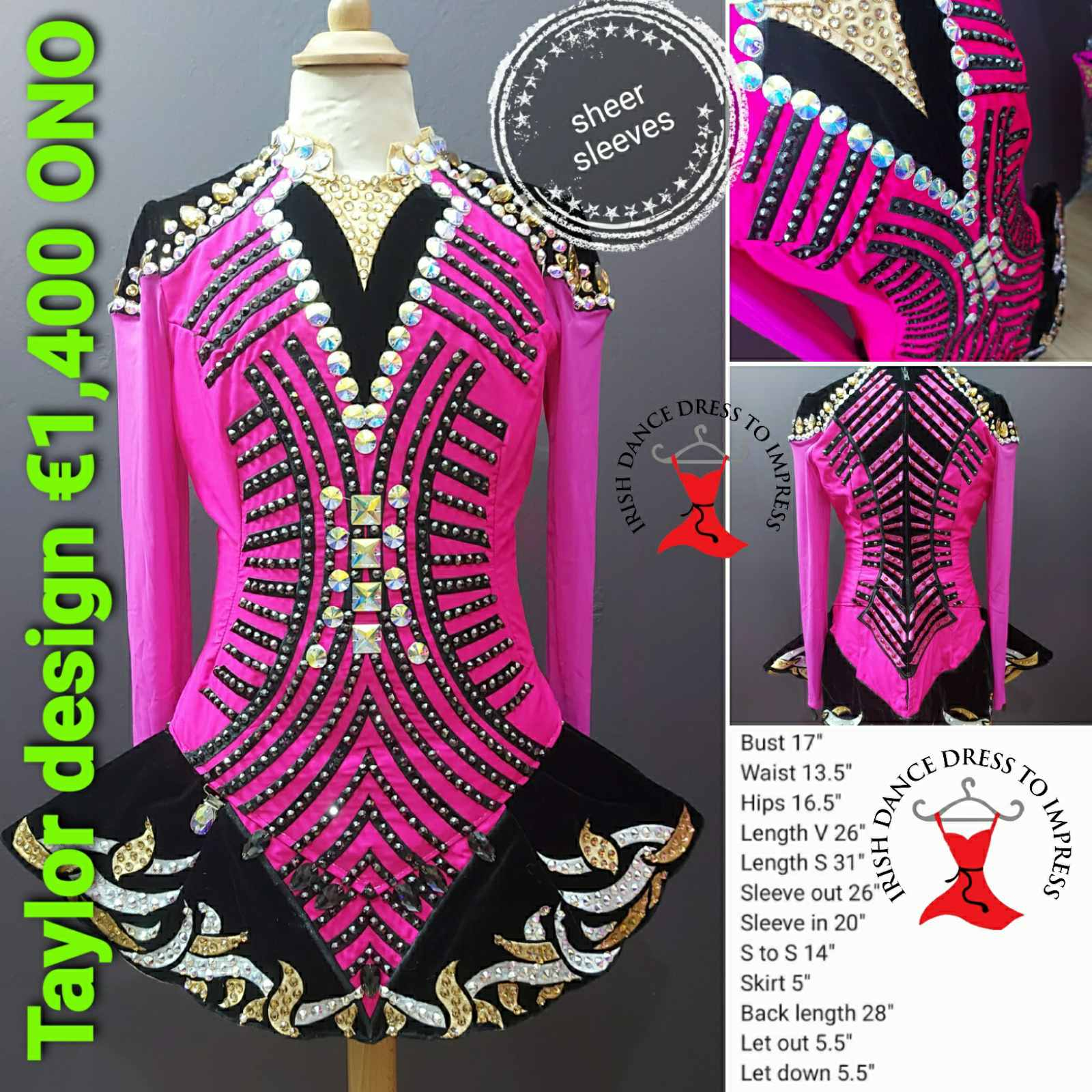 Dress #4500