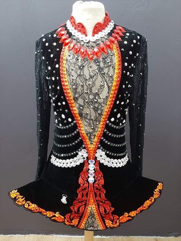 Dress #4445