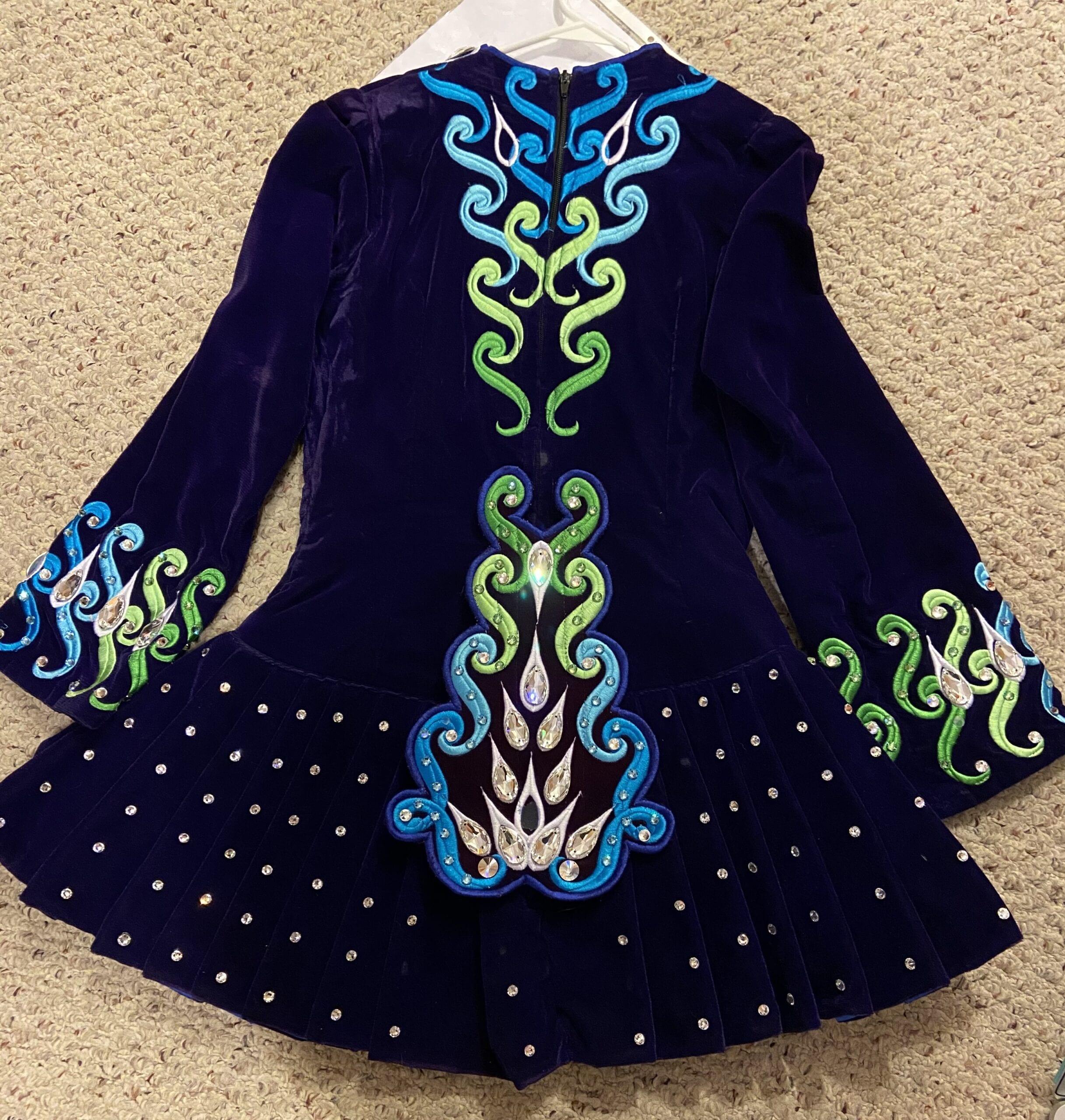 Dress #4080
