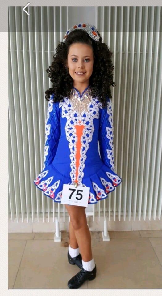 Dress #4373