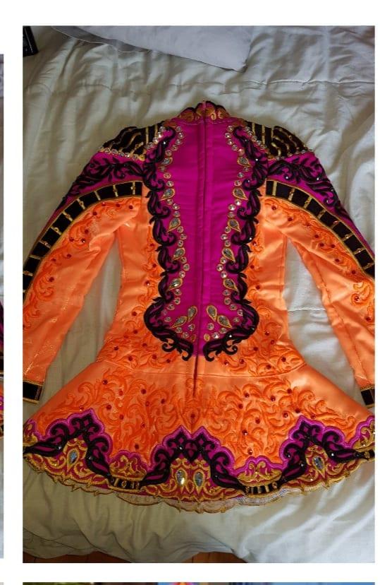 Dress #4376