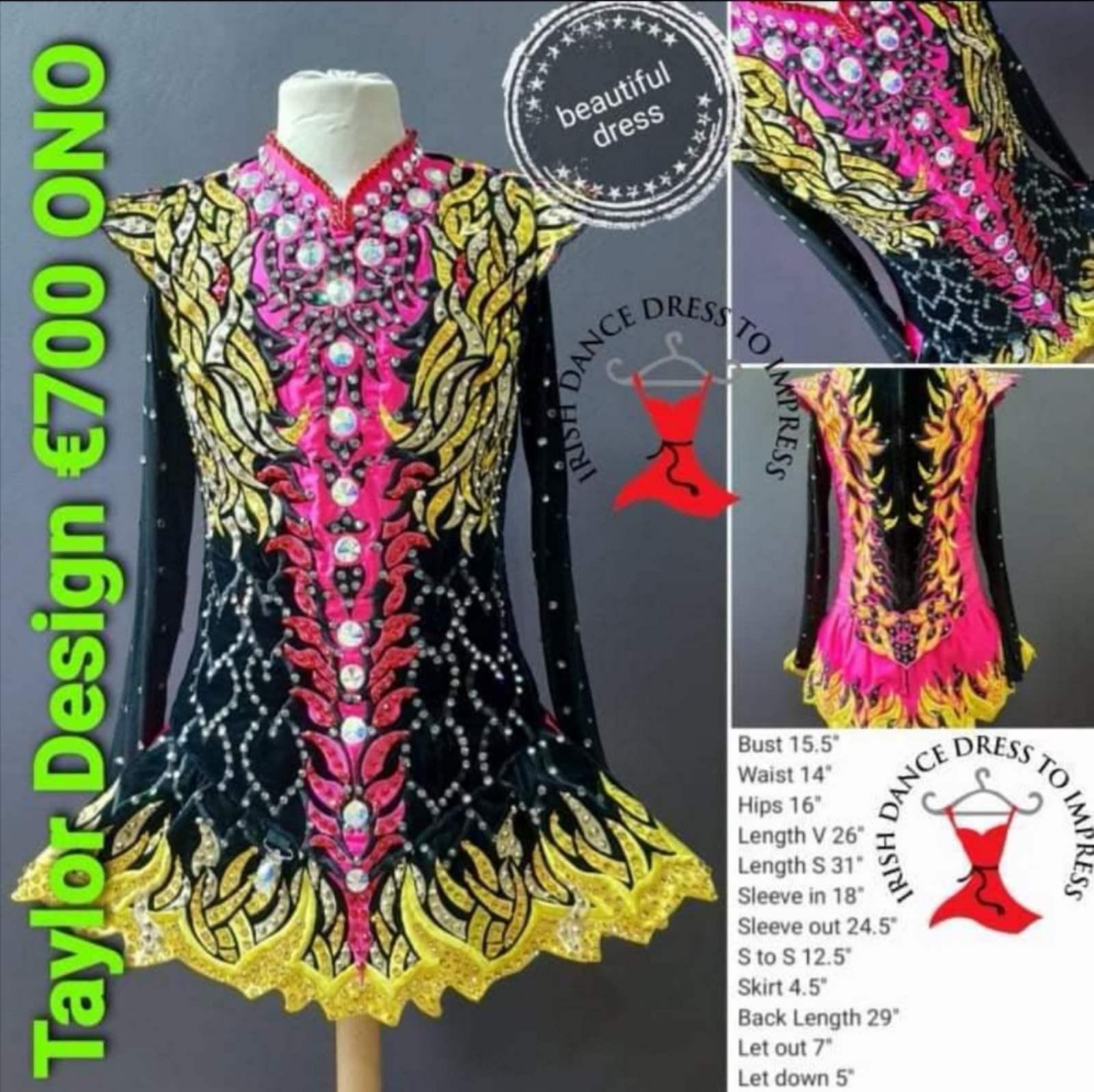 Dress #4476