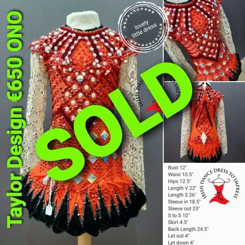 Dress #2918
