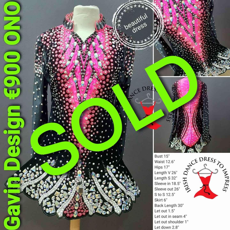 Dress #2899