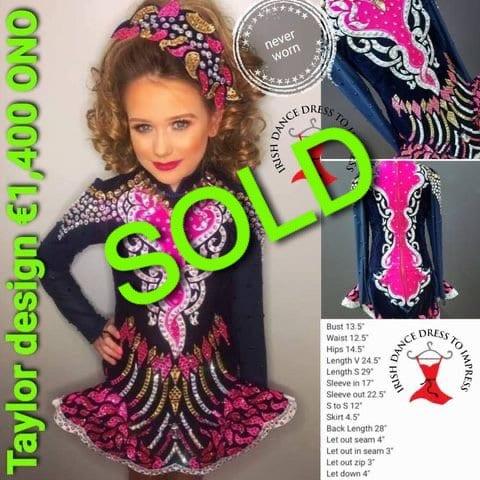 Dress #2832