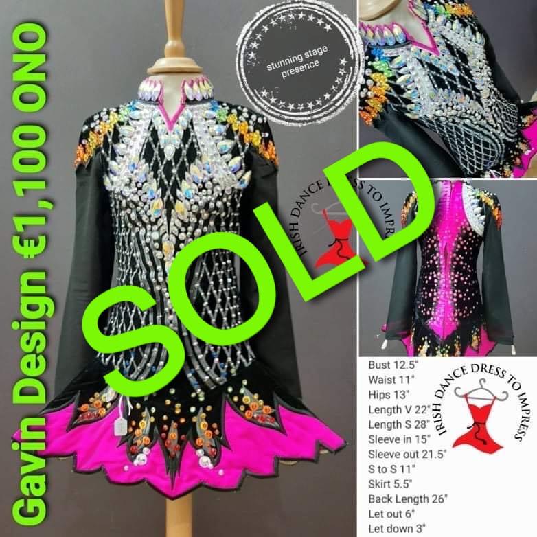Dress #3294