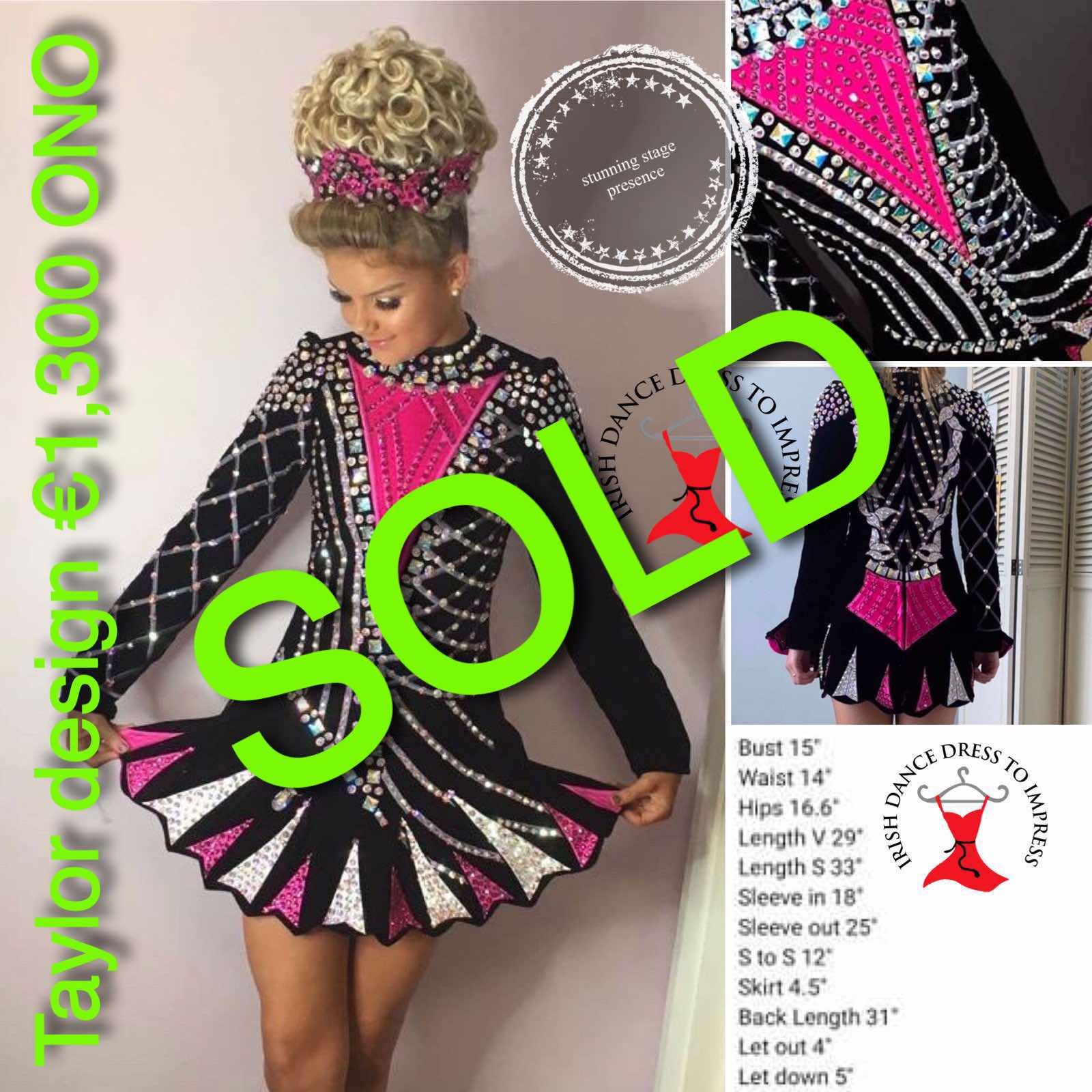 Dress #2843