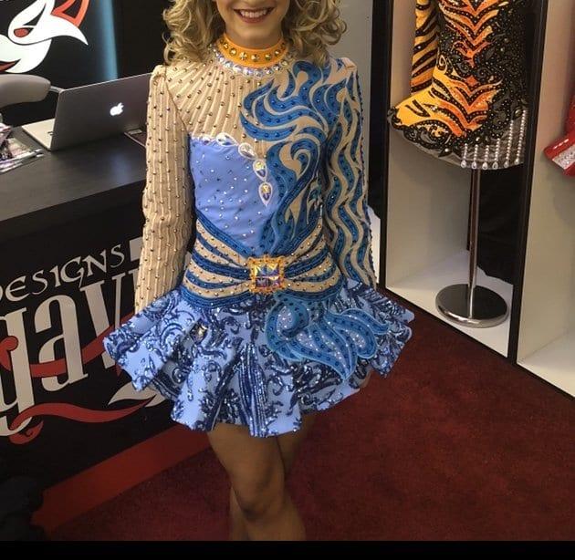 Dress #4598