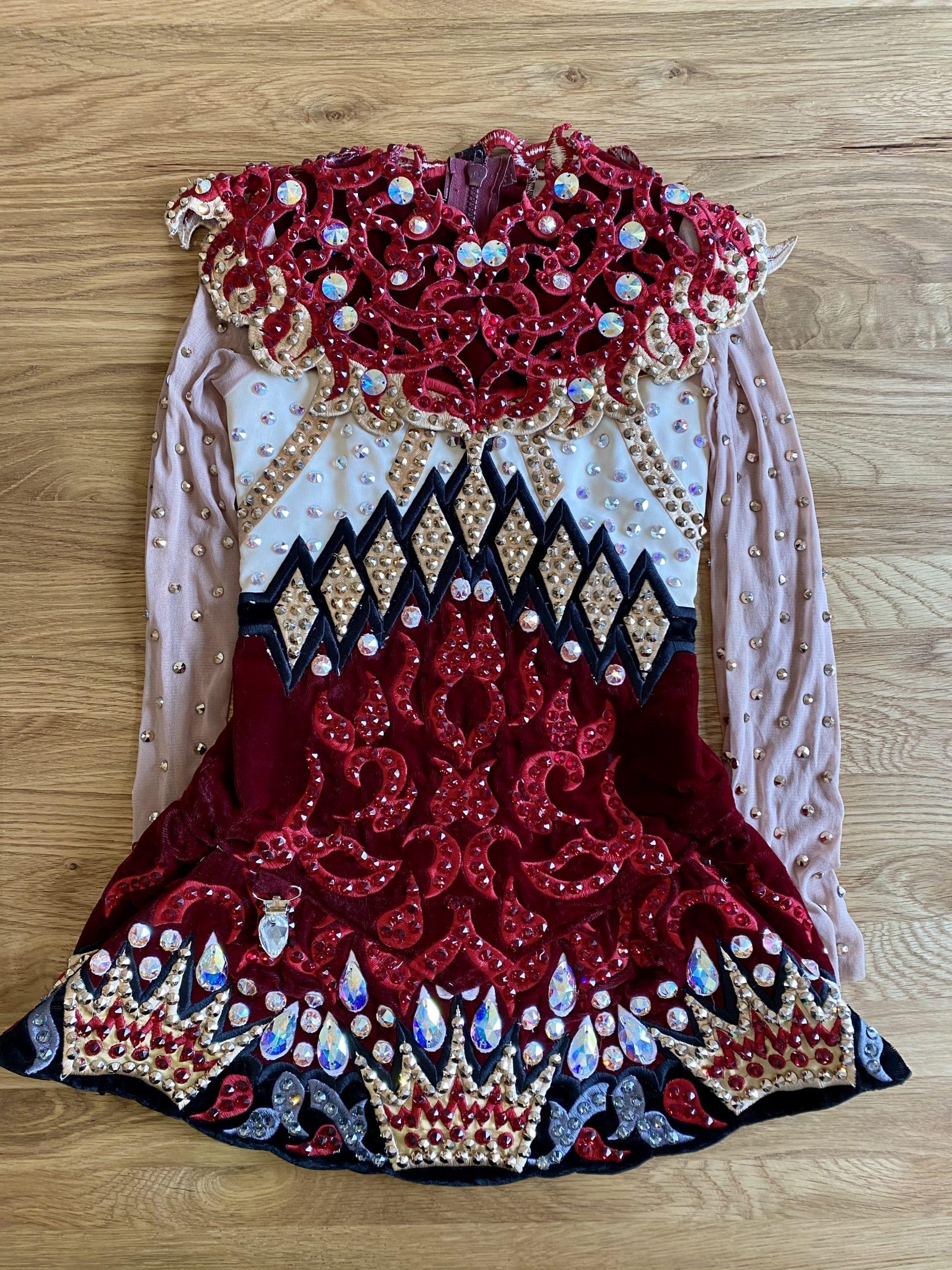 Dress #4866