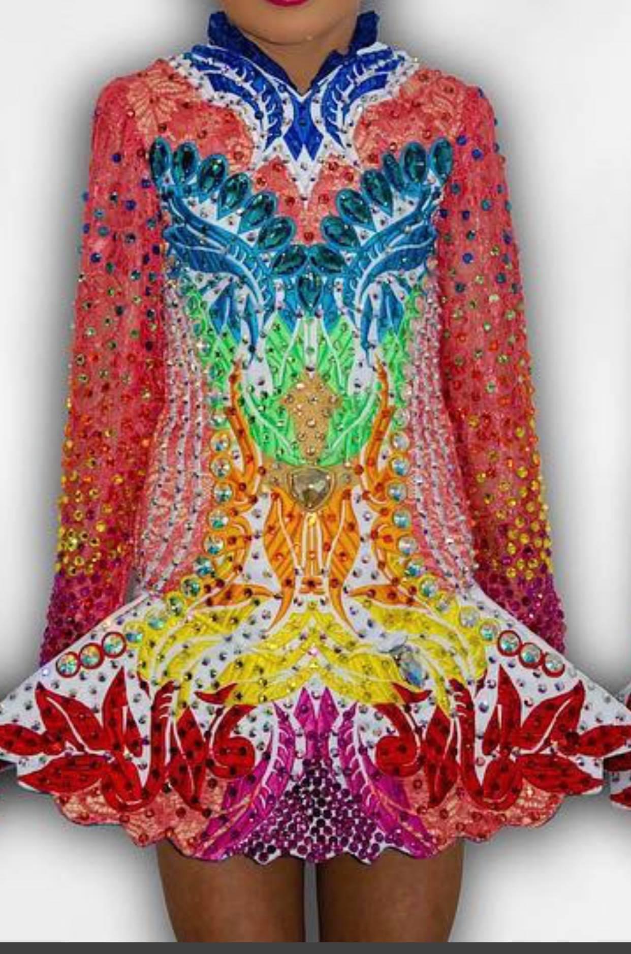 Dress #4518