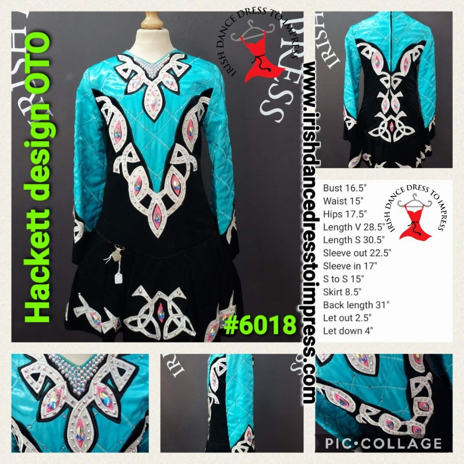 Dress #6018