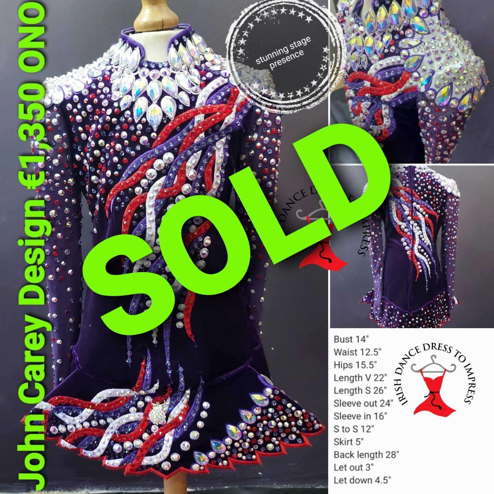 Dress #2988