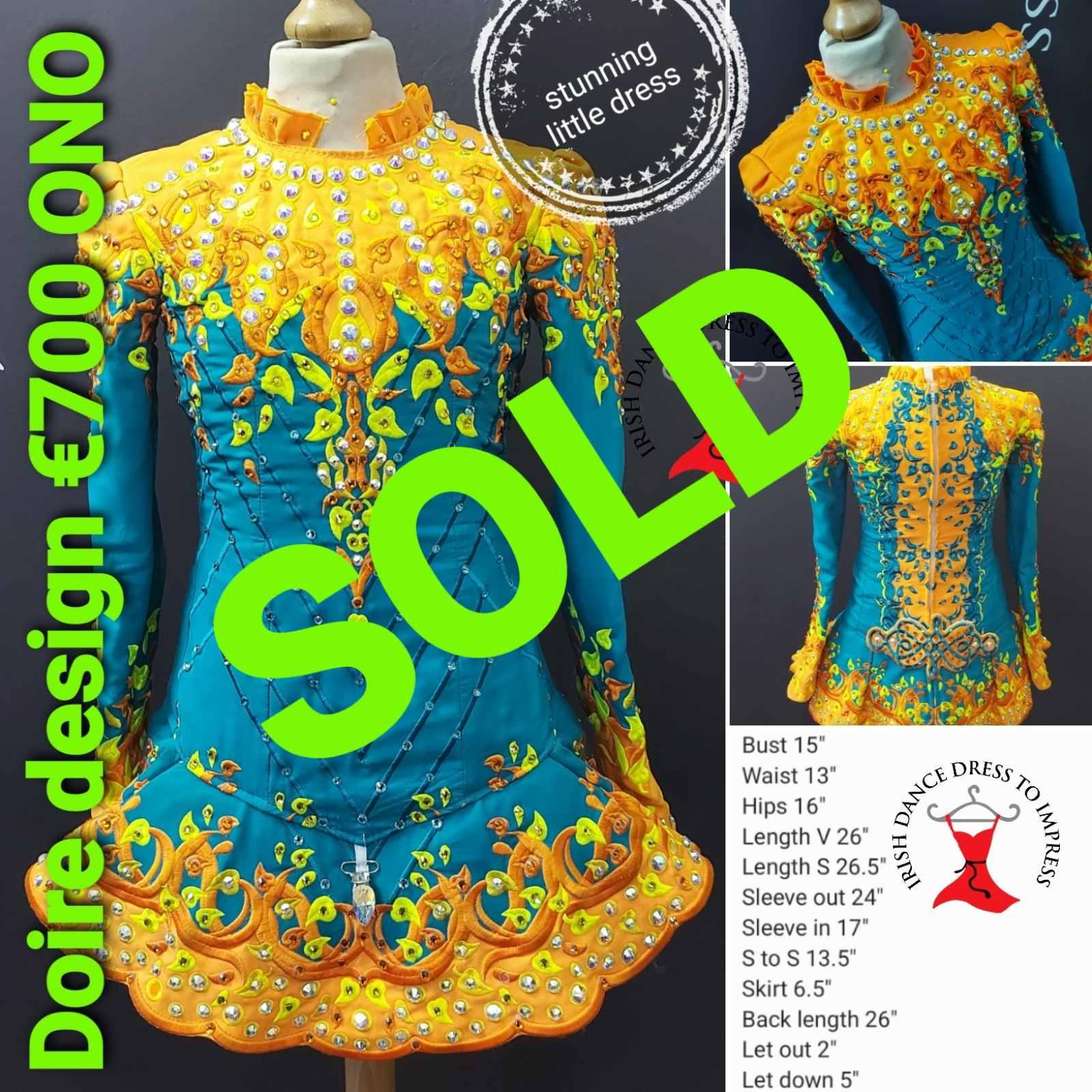Dress #5610