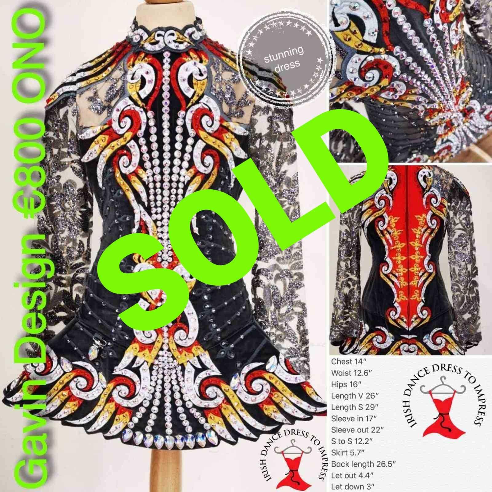 Dress #2761