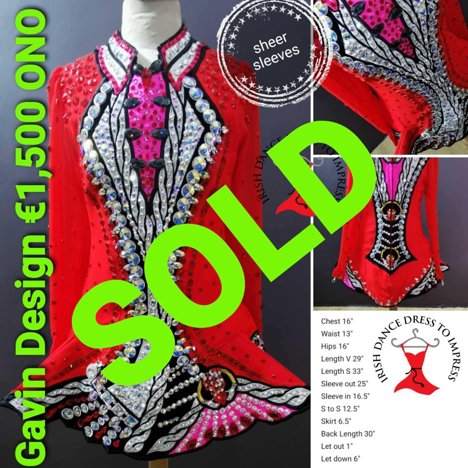 Dress #4233