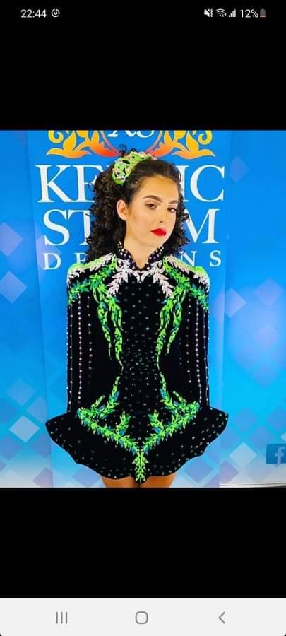 Dress #5980