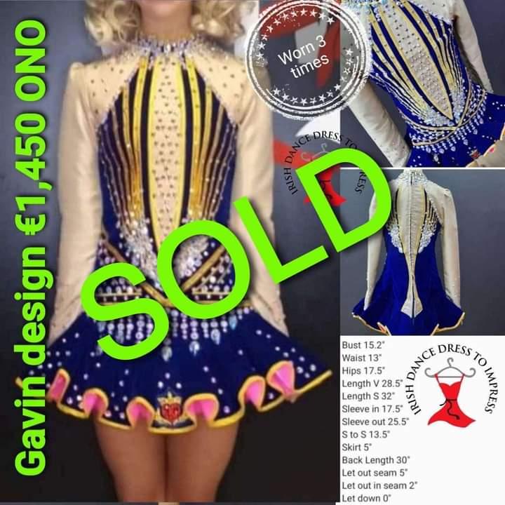 Dress #3018