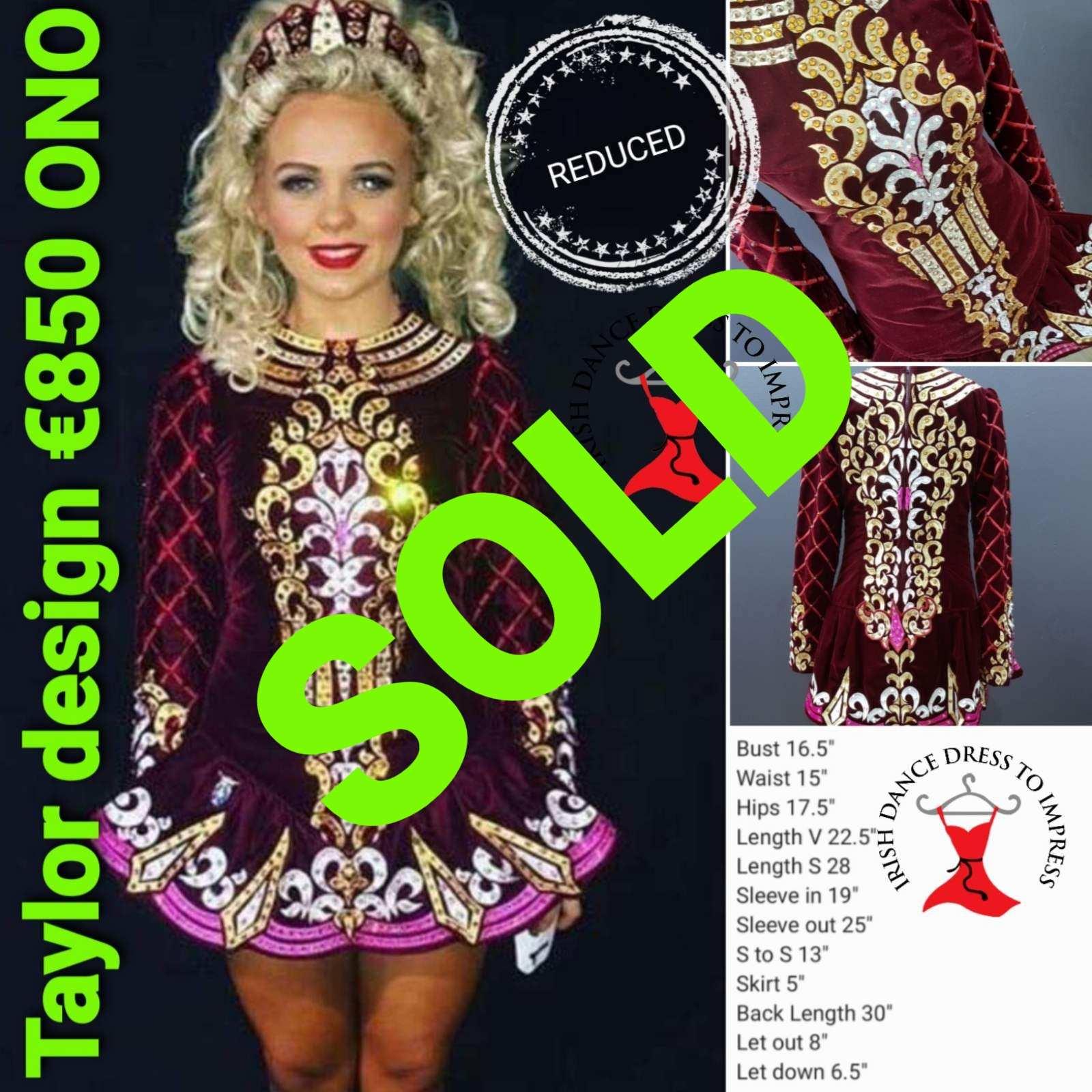 Dress #2886