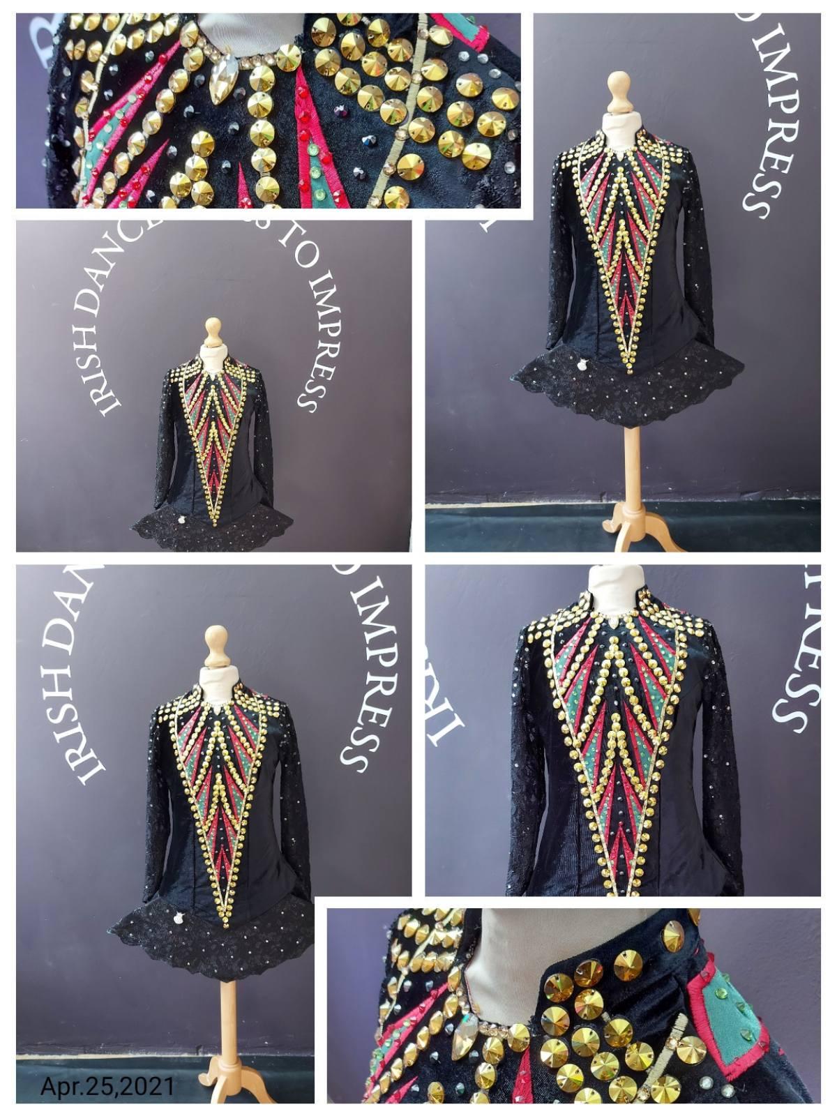 Dress #5878