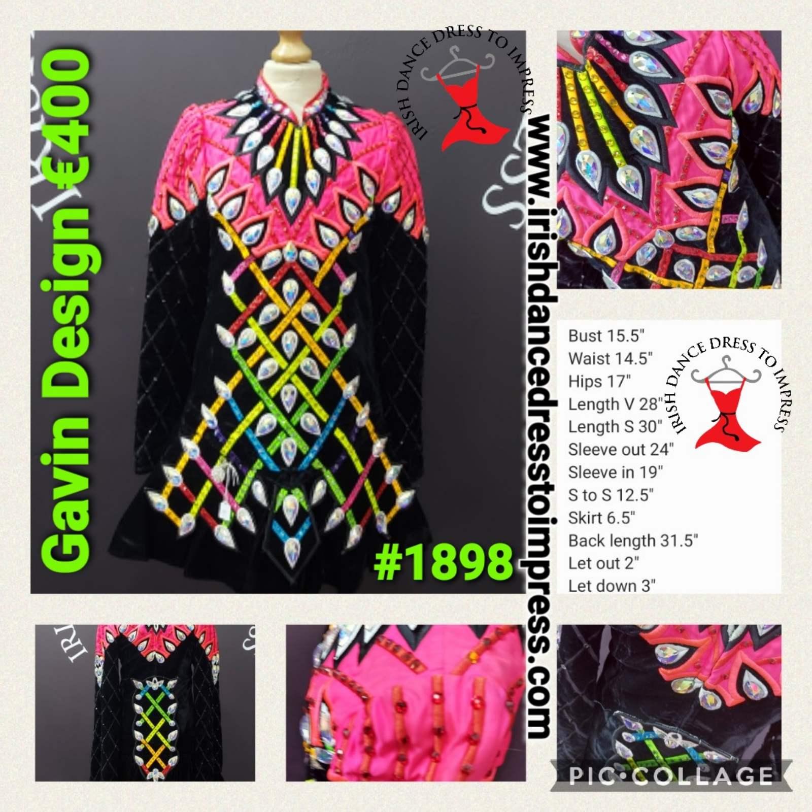 Dress #1898