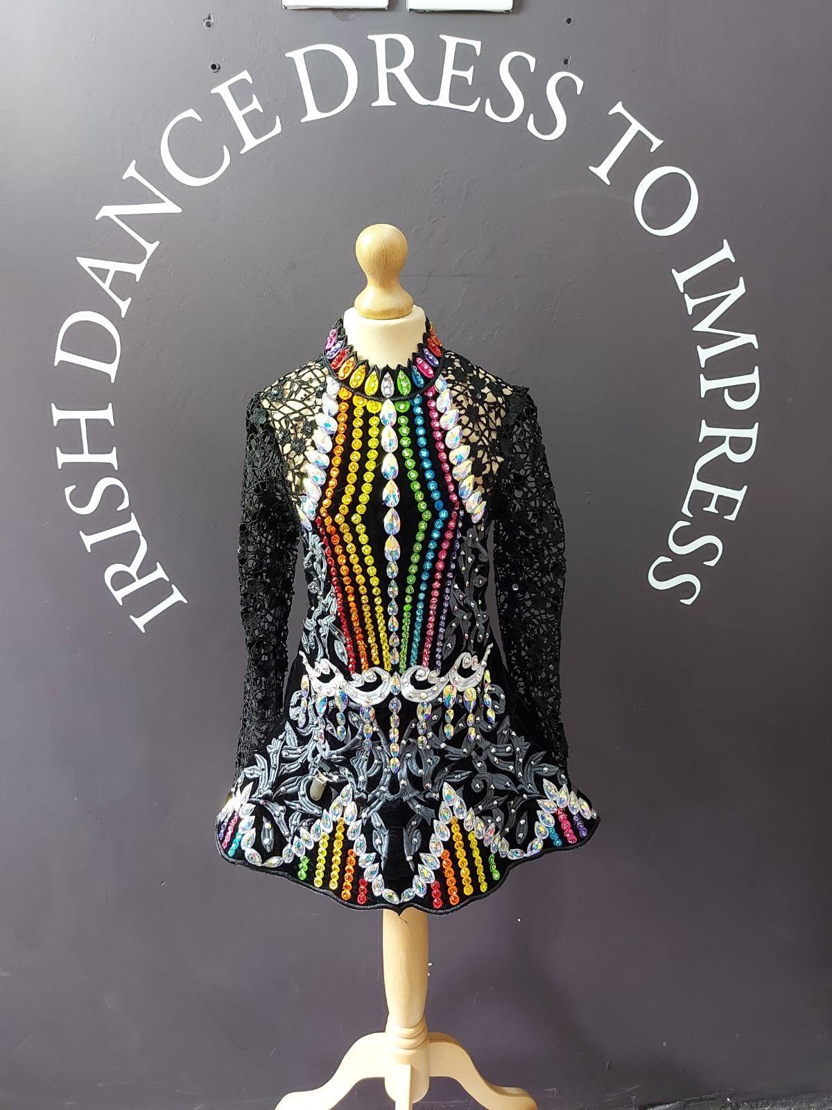 Dress #5457