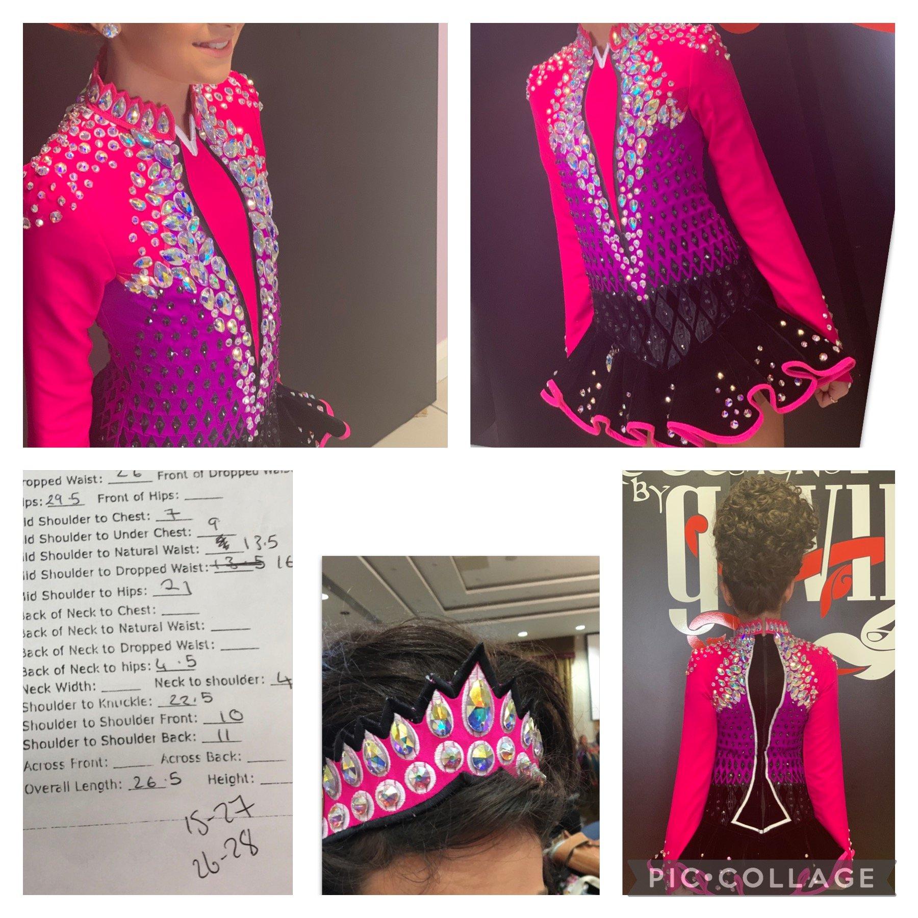 Dress #5922