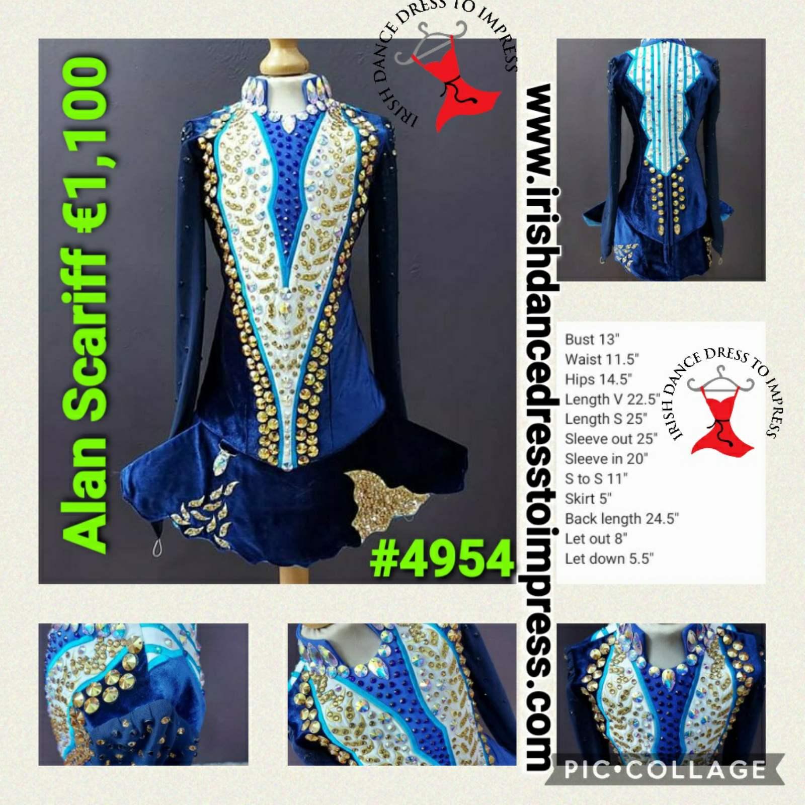 Dress #4954
