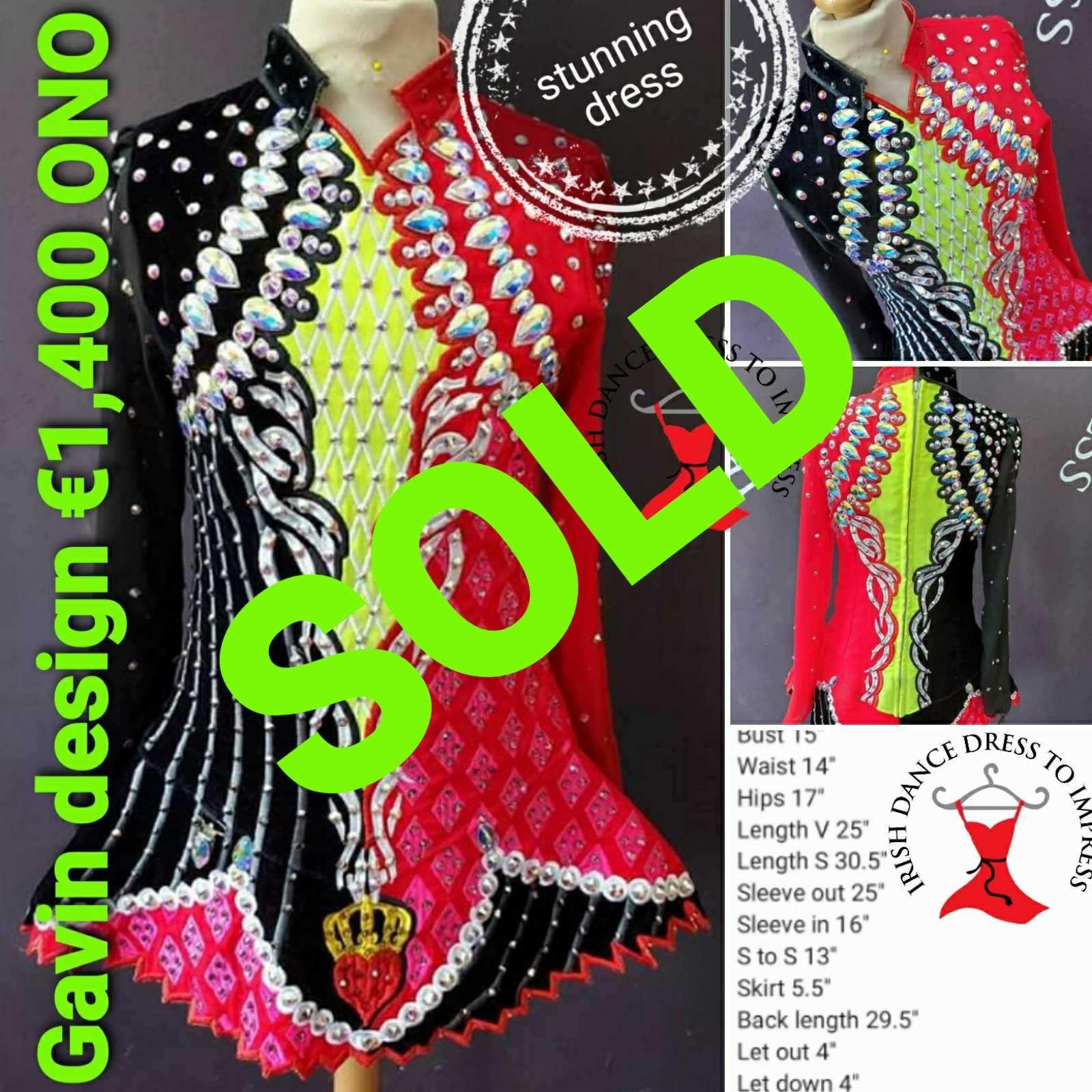 Dress #2765