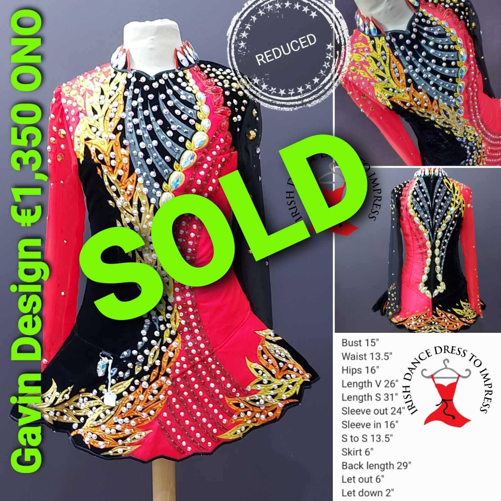 Dress #2884